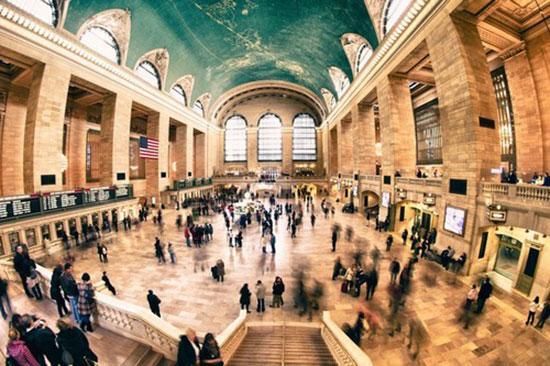ایستگاههای راهآهن خاص در دنیا,اخبار جالب,خبرهای جالب,خواندنی ها و دیدنی ها