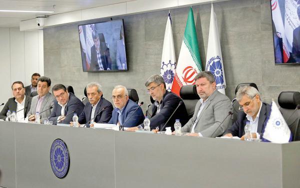 نشست اخیر شورای گفتوگوی دولت,اخبار اقتصادی,خبرهای اقتصادی,تجارت و بازرگانی