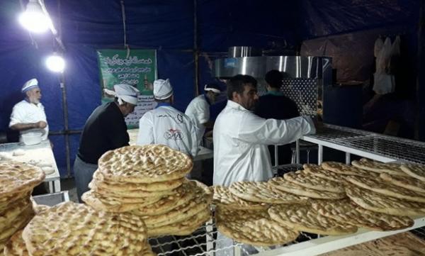 گشت تعزیرات در نانواییهای تهران,اخبار اقتصادی,خبرهای اقتصادی,اصناف و قیمت