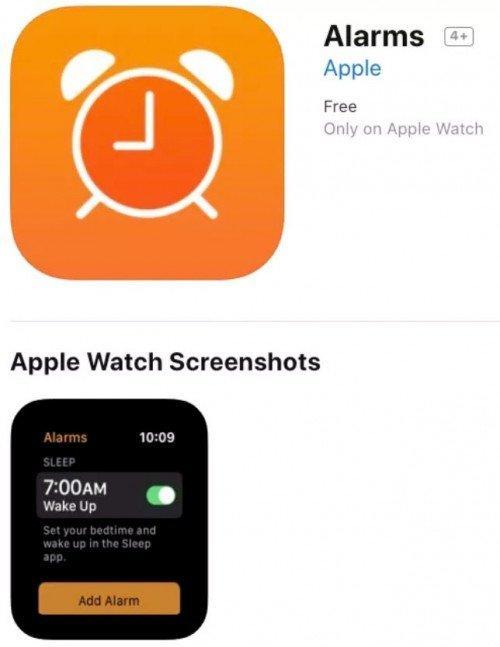 اپلیکیشن Sleep در اپل واچ,اخبار دیجیتال,خبرهای دیجیتال,شبکه های اجتماعی و اپلیکیشن ها