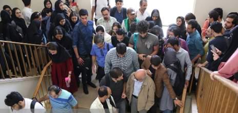 استاد شفیعی کدکنی در دانشگاه تهران,اخبار دانشگاه,خبرهای دانشگاه,دانشگاه