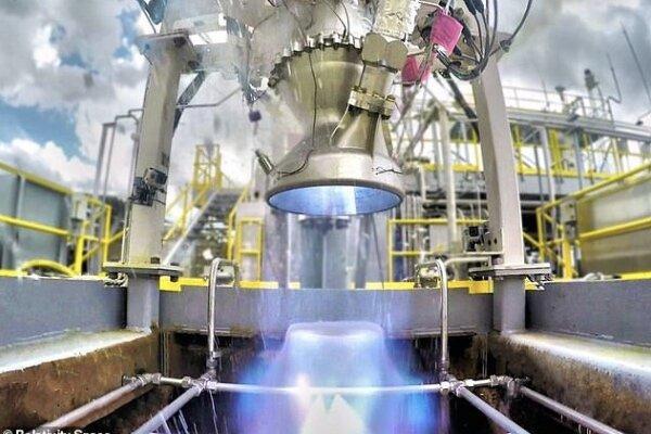 پرتاب موشک چاپی به فضا,اخبار علمی,خبرهای علمی,نجوم و فضا