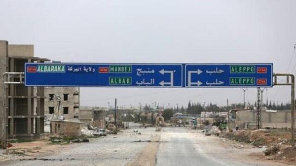مرزهای شمال غربی منبج,اخبار سیاسی,خبرهای سیاسی,خاورمیانه
