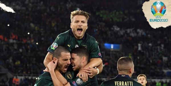پیروزی تیم ایتالیا مقابل لیختناشتاین,اخبار فوتبال,خبرهای فوتبال,جام ملت های اروپا