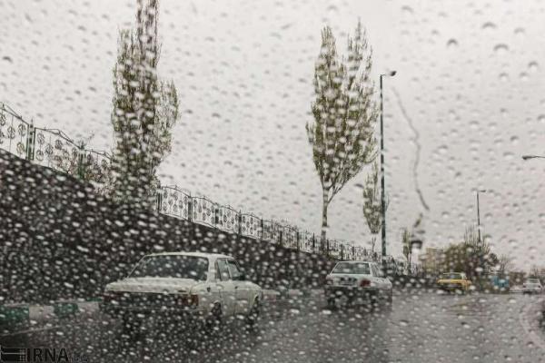ورود سامانه بارشی جدید به کشور,اخبار اجتماعی,خبرهای اجتماعی,وضعیت ترافیک و آب و هوا