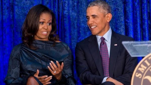 باراک و میشل اوباما,اخبار سیاسی,خبرهای سیاسی,سیاست