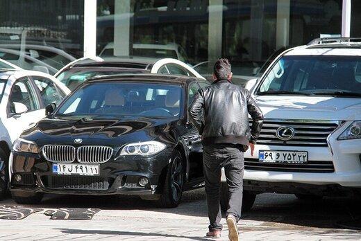 قیمت انواع خودروهای وارداتی,اخبار خودرو,خبرهای خودرو,بازار خودرو