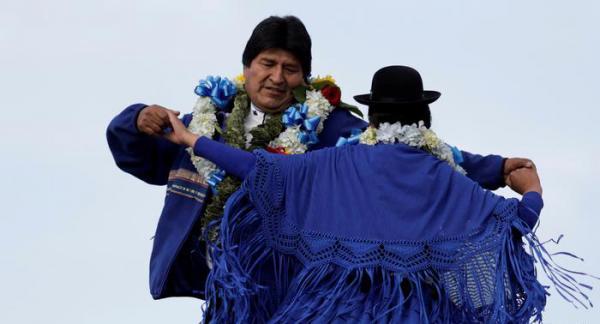 رقصیدن اوو مورالس,اخبار سیاسی,خبرهای سیاسی,سیاست