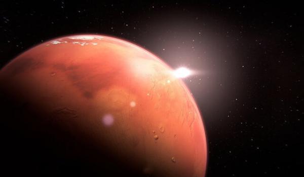 وجود دریاچههای آب شور در مریخ,اخبار علمی,خبرهای علمی,نجوم و فضا