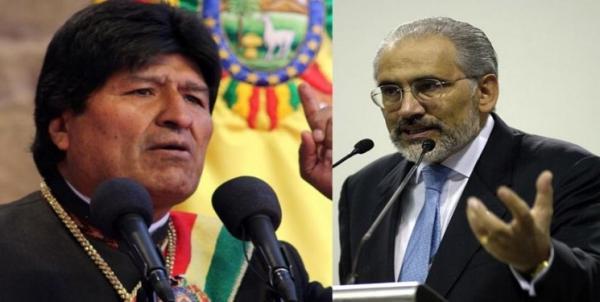 کارلوس مِسا و اوو مورالس,اخبار سیاسی,خبرهای سیاسی,اخبار بین الملل