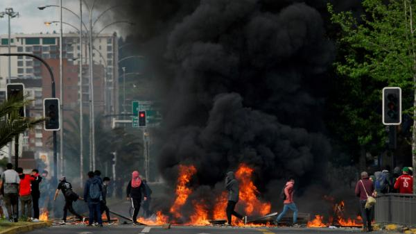اعتراضات شیلی,اخبار سیاسی,خبرهای سیاسی,اخبار بین الملل