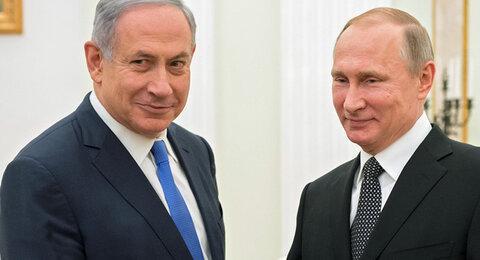 تبریک تولد نتانیاهو توسط پوتین,اخبار سیاسی,خبرهای سیاسی,سیاست