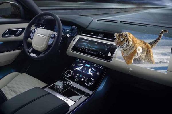 نمایشگر HUD سهبعدی واقعیت افزوده,اخبار خودرو,خبرهای خودرو,بازار خودرو