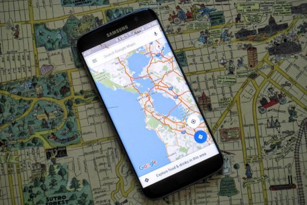 گوگل مپ,اخبار دیجیتال,خبرهای دیجیتال,شبکه های اجتماعی و اپلیکیشن ها