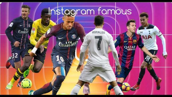 فوتبالیست های پرطرفدار در اینستاگرام,اخبار فوتبال,خبرهای فوتبال,اخبار فوتبالیست ها