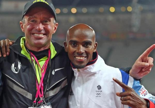 محمد فرح و آلبرتو سالازار,اخبار ورزشی,خبرهای ورزشی,ورزش