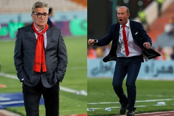 برانکو ایوانکوویچ و گابریل کالدرون,اخبار فوتبال,خبرهای فوتبال,لیگ برتر و جام حذفی