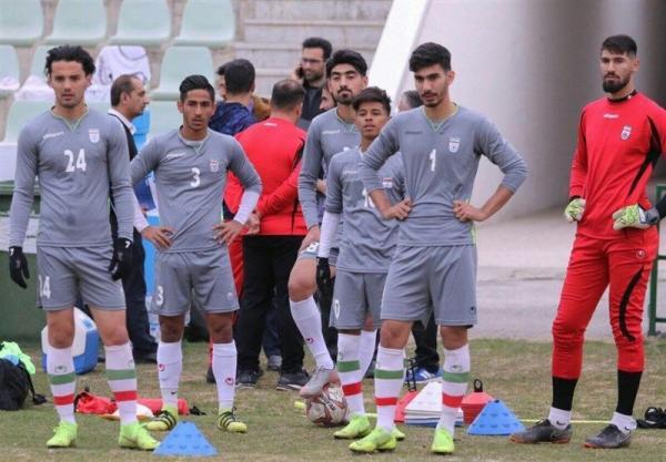 Iran U23 Qatar