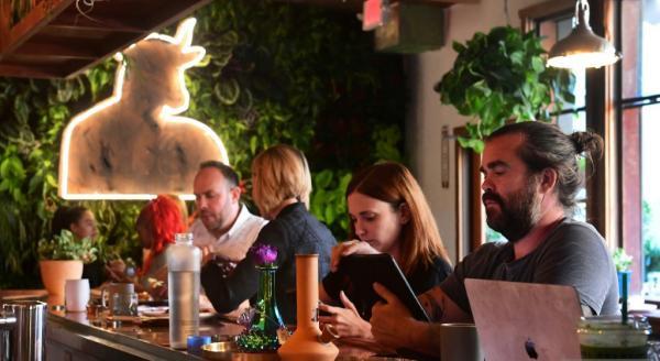 رستوران ماریجوانا در هالیوود,اخبار جالب,خبرهای جالب,خواندنی ها و دیدنی ها