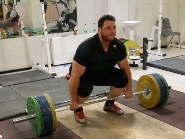سعید علی حسینی,اخبار ورزشی,خبرهای ورزشی,کشتی و وزنه برداری
