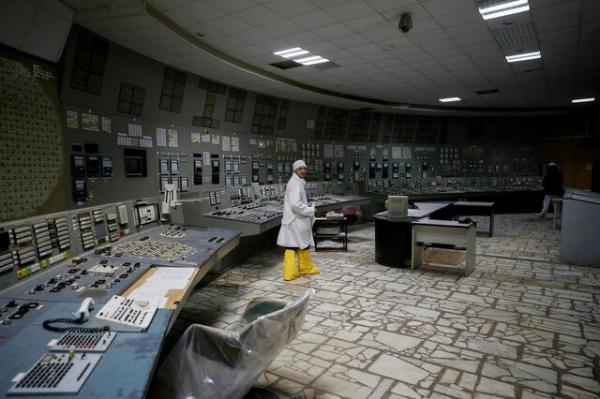 نیروگاه چرنوبیل,اخبار اجتماعی,خبرهای اجتماعی,محیط زیست