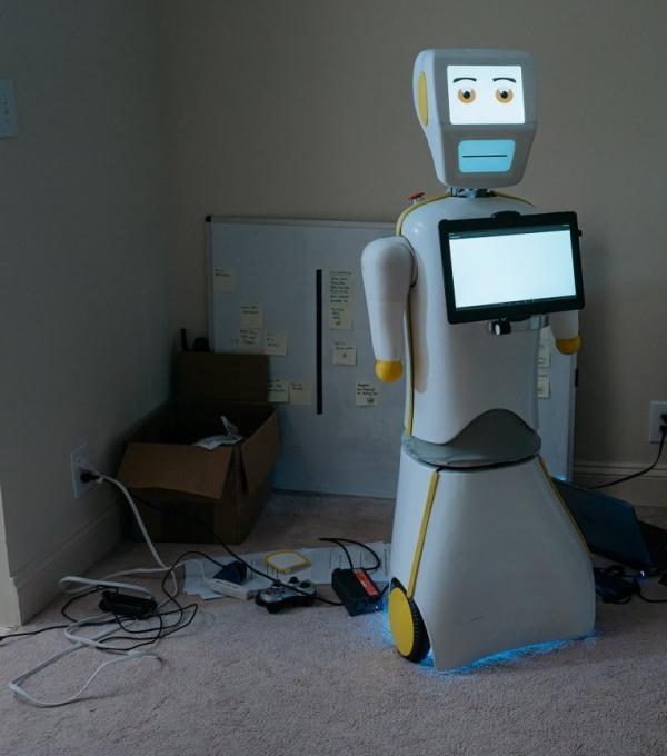 ربات های هوشمند در خانه سالمندان,اخبار علمی,خبرهای علمی,اختراعات و پژوهش
