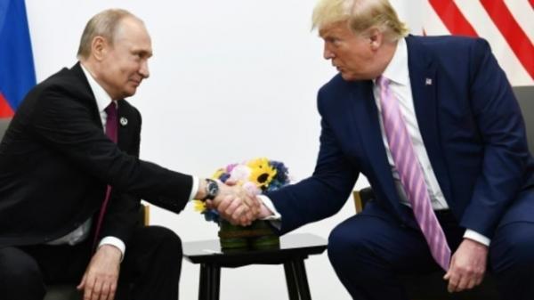 دونالد ترامپ و ولادیمیر پوتین,اخبار سیاسی,خبرهای سیاسی,اخبار بین الملل