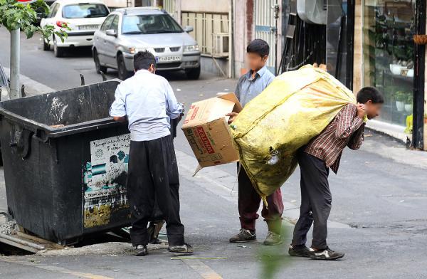 زبالهگردها,اخبار اجتماعی,خبرهای اجتماعی,آسیب های اجتماعی