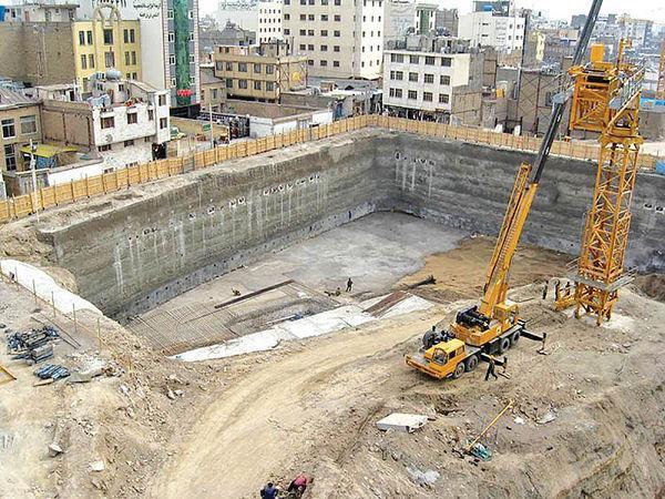 ساخت و ساز در تهران,اخبار اقتصادی,خبرهای اقتصادی,مسکن و عمران