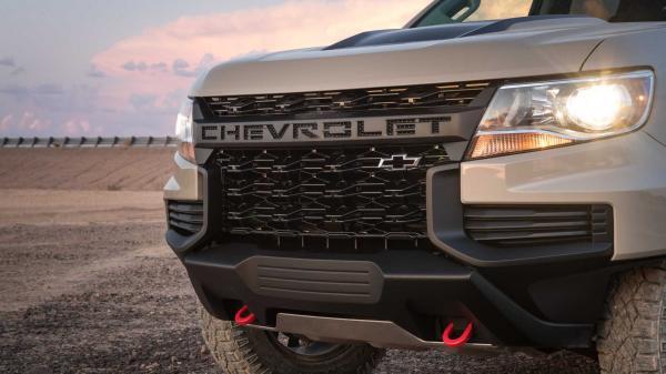 خودروی Colorado 2021,اخبار خودرو,خبرهای خودرو,مقایسه خودرو