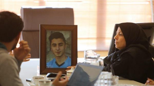 مادر احمدرضا شاکر,اخبار فوتبال,خبرهای فوتبال,حواشی فوتبال