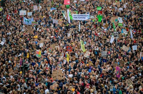 اعتراضات علیه گرمایش جهانی,اخبار اجتماعی,خبرهای اجتماعی,محیط زیست