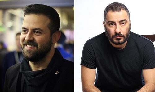 نوید محمدزاده و هومن سیدی,اخبار فیلم و سینما,خبرهای فیلم و سینما,سینمای ایران