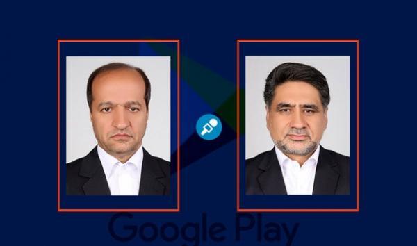 رمضانعلی سبحانی فر و محمد کاظمی,اخبار دیجیتال,خبرهای دیجیتال,شبکه های اجتماعی و اپلیکیشن ها
