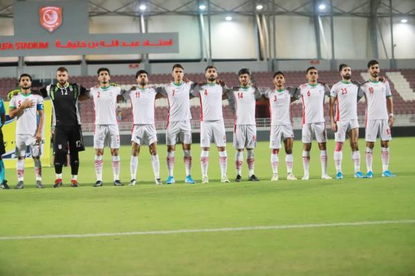 تیم ملی امید ایران,اخبار فوتبال,خبرهای فوتبال,فوتبال ملی