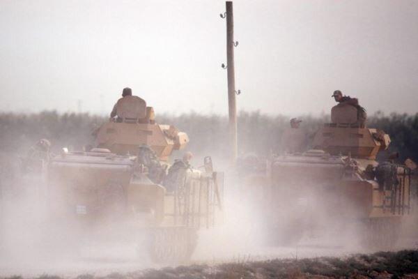 نیروهای نظامی ترکیه,اخبار سیاسی,خبرهای سیاسی,خاورمیانه