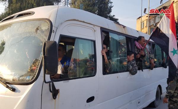 نیروهای ارتش سوریه,اخبار سیاسی,خبرهای سیاسی,خاورمیانه