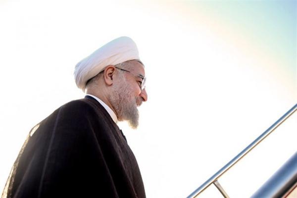 روحانی عازم نیویورک شد/:طرحی به نام «ابتکار صلح هرمز» را به سازمان ملل میبریم