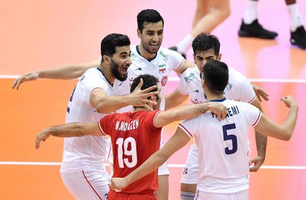 دیدار تیم ملی والیبال ایران و کانادا,اخبار ورزشی,خبرهای ورزشی,والیبال و بسکتبال