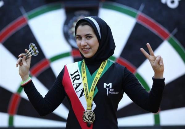 نماینده دارت ایران,اخبار ورزشی,خبرهای ورزشی,ورزش بانوان