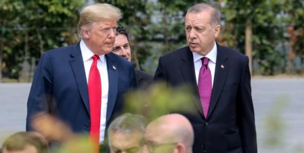 اردوغان و ترامپ,اخبار سیاسی,خبرهای سیاسی,خاورمیانه