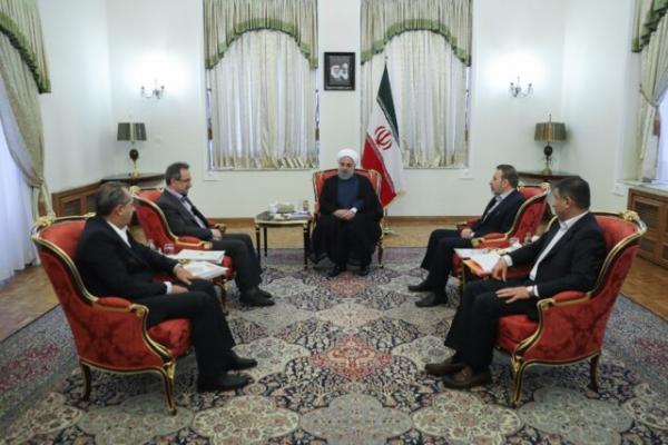 دیدار روحانی و استانداران,اخبار سیاسی,خبرهای سیاسی,دولت