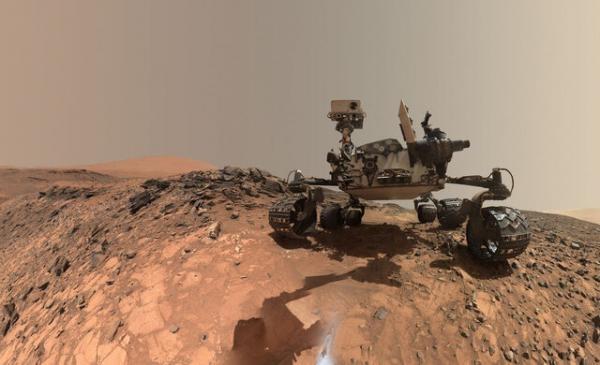 نقاط سرسبز در مریخ,اخبار علمی,خبرهای علمی,نجوم و فضا