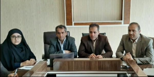 جلسه ستاد مدیریت بحران شهرستان پلدختر,اخبار اجتماعی,خبرهای اجتماعی,شهر و روستا