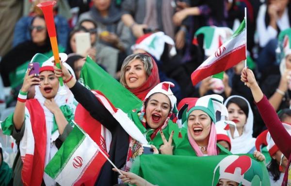 واکنش AFC و بازیکنان تیم ملی ایران به حضور بانوان در ورزشگاه آزادی