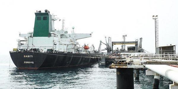 تصاویر جدید از بدنه نفتکش آسیب دیده ایرانی در دریای سرخ