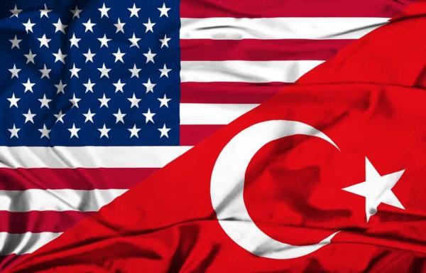 سه وزارتخانه ترکیه توسط آمریکا تحریم شدند