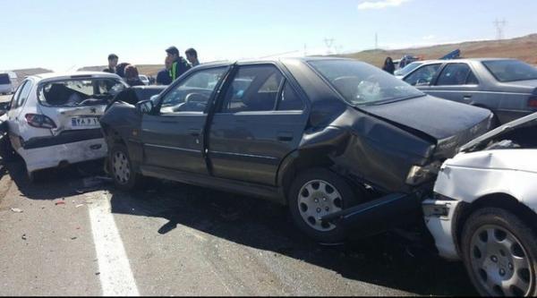 وقوع سانحه مرگبار رانندگی در نهبندان,اخبار حوادث,خبرهای حوادث,حوادث