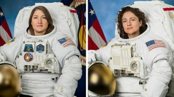 پیاده روی فضایی زنان,اخبار علمی,خبرهای علمی,نجوم و فضا