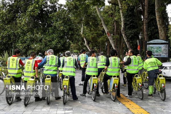 دوچرخه سواران ناوگان حمل و نقل شهری,اخبار اجتماعی,خبرهای اجتماعی,شهر و روستا